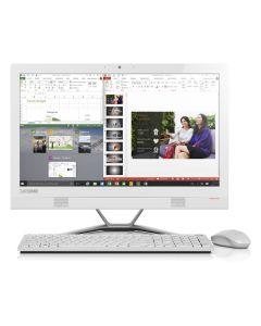 คอมพิวเตอร์ (23, RAM 4GB, 1TB, สีขาว ) รุ่น AIO 300-23ISU I5-6200U