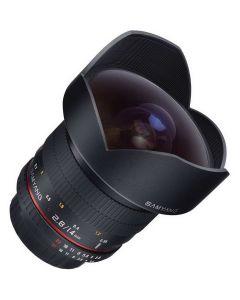 LENS SAMYANG 12MM F2.0-FUJI BLACK
