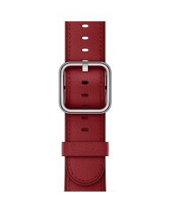 APPLE WATCHBAND 42MM MR3A2FE/A RUBY (PRODUCT) RED CLASSIC B