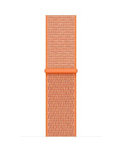 สายนาฬิกา ( 42มม., Sport Loop, สี Spicy Orange) รุ่น MQWC2FE/A