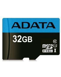 32GB MICRO SDHC PREMIER CLASS 10 ADAPTER ADATA USDH32GUICL10