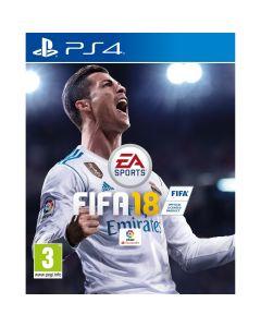 เกม PS4 รุ่น FIFA 18