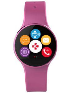 สมาร์ทวอทช์ Activity Tracker (สี Pink - Pink) รุ่น ZEECIRCLE2