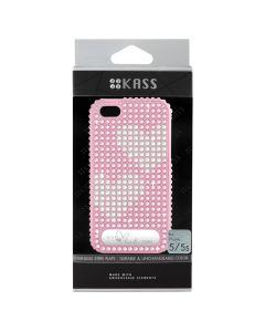 เคสสำหรับ iPhone 5/5s (Light Pink) รุ่น OURHEARTS2L.PK