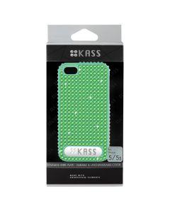 เคสสำหรับ Iphone 5/5S (สีเขียวอ่อน) รุ่น Simply