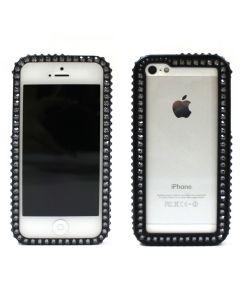 เคสสำหรับ Iphone 5/5s (สีดำ) รุ่น Bumper
