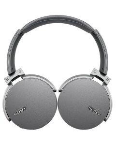 หูฟังไร้สาย (สีเทา) รุ่น MDRXB950BTHCE