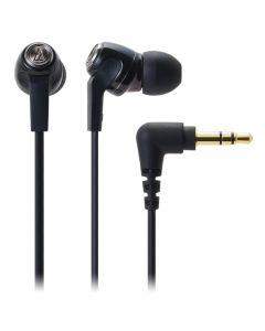 หูฟังสอดหู (สีดำ) รุ่น ATH-CK323M BK