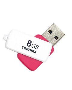 แฟลชไดร์ฟ  MINI DUO (8GB , สีชมพู)  รุ่น  PA5231L-1M8P