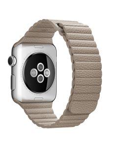 สายนาฬิกา Modern Buckle (42 มม., ขนาดใหญ่, สี Stone)