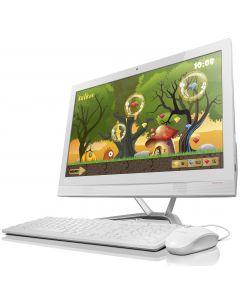 คอมพิวเตอร์ ออล อิน วัน (23, Ram 4 GB, 1 TB, สีขาว) รุ่น IDEA 300-23ISU