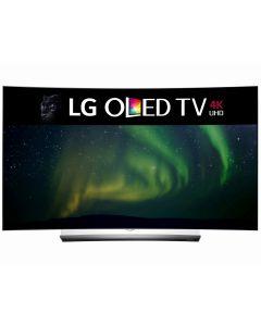 """TV UHD OLED (55"""", 4K, Smart, 3D, Curved) รุ่น OLED55C6T.ATM"""