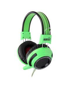 หูฟัง (สีเขียว) รุ่น HP-803G