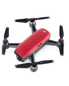 DJI Drone (Red) Spark Combo