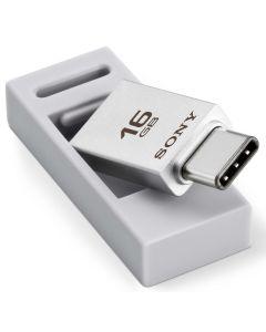 สื่อบันทึกข้อมูล OTG TYPE C (16 GB) รุ่น USM16CA1/S E