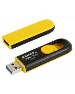 แฟลชไดร์ฟ USB 3.0 (16GB, สีเหลือง) รุ่น UV128