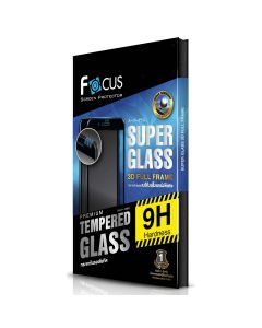 ฟิล์มกระจกสำหรับ IPHONE 8 (สีดำ) รุ่น 3D SUPER GLASS