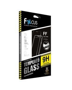 ฟิล์มกระจกนิรภัยสำหรับ iPhone 8 Plus (สีดำ) รุ่น Full ScreenTempered Glass