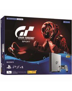 เครื่องเล่นเกมคอนโซล PS4 (1TB,สีดำ) รุ่น GTS HW Bundle Pack