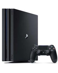 เครื่องเล่นเกมคอนโซล PS4 Pro (1TB, Jet Black) รุ่น CUH-7106B B01