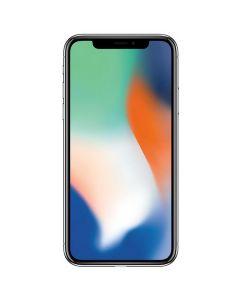 iPhone X (64GB, Silver)