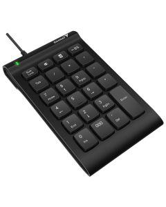 แป้นพิมพ์ตัวเลข (สีดำ) รุ่น I130