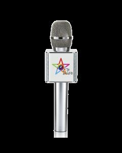 เครื่องเล่น MP3 Karaoke (สีเงิน-ขาว) รุ่น STAR