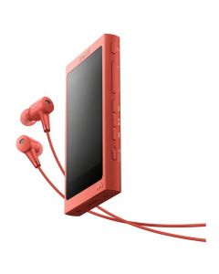 MP3 16GB SONY NW-A46HN/RM E RED
