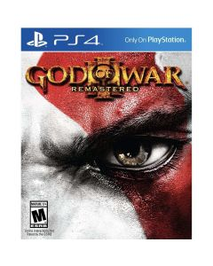 เกม PS4 God of War III Remastered R3EN รุ่น PCAS-02018T
