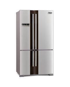ตู้เย็น 4 ประตู (22.4 คิว, สีสแตนเลส) รุ่น MR-L70EM-ST