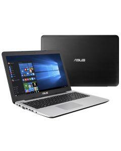 """โน้ตบุ๊ค (15.6"""", RAM 8GB , HDD 1TB , สีดำ) รุ่น X555QG-XO299T"""