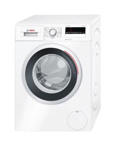 เครื่องซักผ้าฝาหน้า (8 กก.) รุ่น WAN24260TH +ขาตั้ง