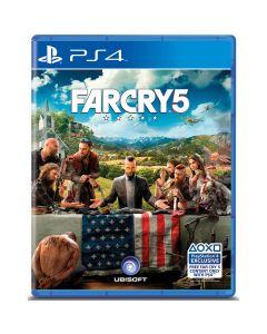 เกมส์ Far Cry 5 R3EN  4  รุ่น  PLAS-10130
