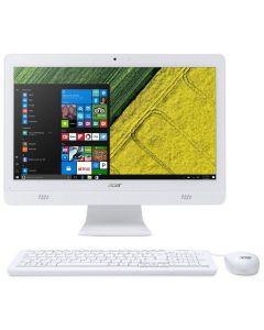 """เดสก์ท็อปคอมพิวเตอร์ (19"""",RAM 4GB,HDD 500GB) Aspire C20-720-374G5019MI"""