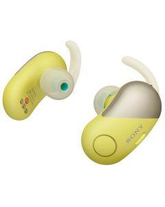 หูฟังไร้สาย (สีเหลือง) รุ่น WF-SP700N/YME