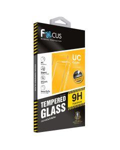 ฟิล์มกระจกกันรอย (Vivo Y85) Tempered Glass Ultra Clear