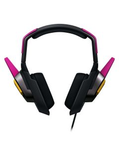 Razer Gaming Headset (Pink) D.VA. Meka-Oval_front