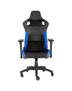 เก้าอี้เกมมิ่ง (สีน้ำเงิน / ดำ) รุ่น T1 Race 2018