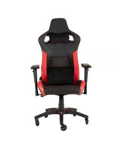 เก้าอี้เกมมิ่ง (สีแดง / ดำ) รุ่น  T1 Race 2018