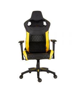 เก้าอี้เกมมิ่ง (สีเหลือง / ดำ) รุ่น  T1 Race 2018