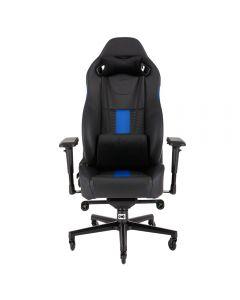เก้าอี้เกมมิ่ง (สีน้ำเงิน / ดำ) รุ่น  T2 Road Warrior