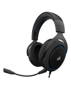 หูฟังเกมมิ่ง (สีดำ/น้ำเงิน) รุ่น HS50