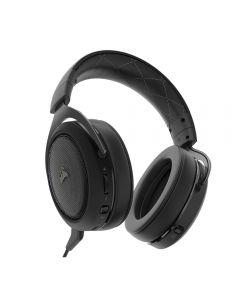 หูฟังเกมมิ่งไร้สาย (สีดำ) HS70