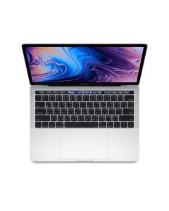 """MacBook Pro with Touch Bar (13"""", 2.3GHz, 512GB, สี Silver)"""