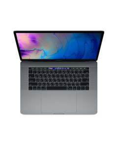 """Macbook Pro with Touch Bar (15"""", RAM 16GB, 256GB, Space Grey)"""