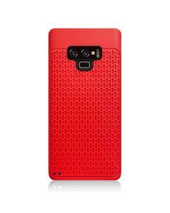 เคสสำหรับ Samsung Galaxy Note 9 (สีแดง) รุ่น CAS-TK120-SNT9-02