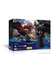 เครื่องเกมคอนโซล รุ่น PS4 Pro Monster Hunter: World Bundle PLAS10049HD