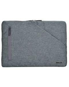 เคสสำหรับแล็ปท็อป (14.1 นิ้ว, สีเทา) รุ่น TLB261 Urban Denim