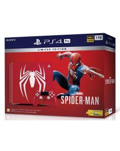 เครื่องเกมคอนโซล PS4 Pro Marvel's Spider-Man Limited Edition รุ่น PCAS-05075HA