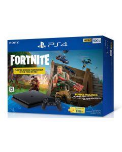 เครื่องเกมคอนโซล PS4 Slim Fortnite Bundle (500GB) รุ่น ASIA-00092